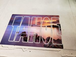 Tahoe Letter Cut Outs 1